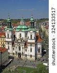 Prague  Czech Republic   April...