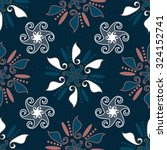 seamless pattern for decoration ... | Shutterstock . vector #324152741
