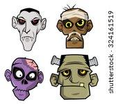 Monsters Head
