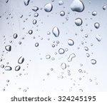 drops of water on the floor ... | Shutterstock . vector #324245195