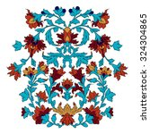 persian ornament | Shutterstock .eps vector #324304865