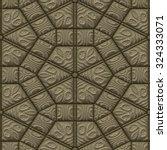 mayan ornament seamless texture ...   Shutterstock . vector #324333071