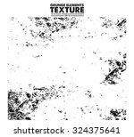 grunge texture   abstract... | Shutterstock .eps vector #324375641