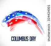 Vector Illustration Columbus...