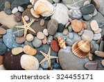 Background Of Pebbles ...
