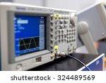 laboratory instruments | Shutterstock . vector #324489569