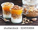 Granola With Pumpkin Puree And...