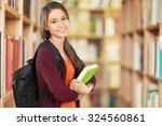 university student. | Shutterstock . vector #324560861