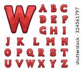 red stone game alphabet