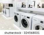 washing machines  refrigerators ... | Shutterstock . vector #324568031