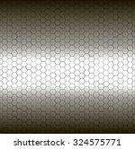 seamless white and black...   Shutterstock .eps vector #324575771