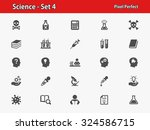 science icons. professional ... | Shutterstock .eps vector #324586715