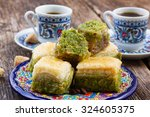 Turkish Delights   Baklava...