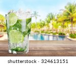 cocktail. | Shutterstock . vector #324613151