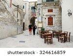 vieste  italy   september 09 ... | Shutterstock . vector #324616859