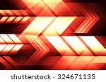 arrows background | Shutterstock . vector #324671135