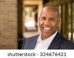 african american businessman | Shutterstock . vector #324676421