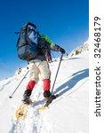 hiker | Shutterstock . vector #32468179