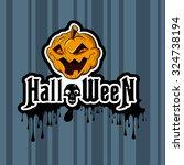 halloween    Shutterstock .eps vector #324738194