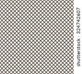 rhombus lines texture. stripped ... | Shutterstock .eps vector #324742607
