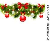 christmas design | Shutterstock .eps vector #324797765