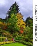 Butchart Gardens    Gardens O...
