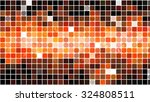 abstract background. orange... | Shutterstock . vector #324808511