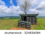 Old Bunker In Khao Kho...