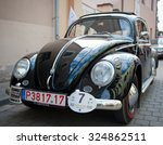 kedainiai   june 20  vw beetle... | Shutterstock . vector #324862511