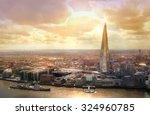 london  uk   september 17  2015 ... | Shutterstock . vector #324960785