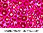 Pink Leopard Skin Pattern....