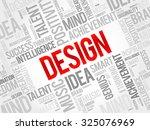 design word cloud  business...