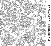 Pattern For Coloring Book....