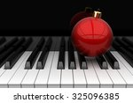 the symphony of christmas   Shutterstock . vector #325096385