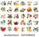 business   marketing | Shutterstock .eps vector #325108631