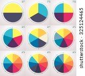 Infographic Elements. Pie...