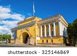 The Admiralty Building In Sain...