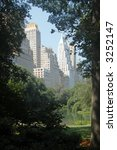 central park  manhattan  new... | Shutterstock . vector #3252147