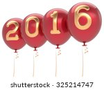 new 2016 years eve party... | Shutterstock . vector #325214747
