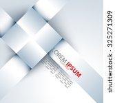esp10 vector chrome metallic... | Shutterstock .eps vector #325271309