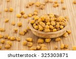 Homemade Salty Corn Nuts In A...