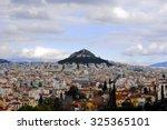 Athens Lycabettus Hill