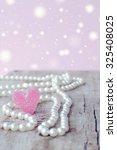 heart shaped candy | Shutterstock . vector #325408025