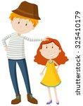 Tall Man And Short Girl...