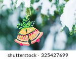 Handmade Wooden Ornament Of...