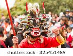 pillaro  ecuador   06 february... | Shutterstock . vector #325451489