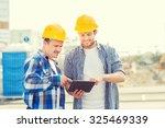 business  building  teamwork ...   Shutterstock . vector #325469339