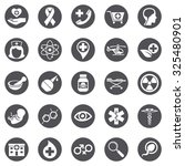 medicine icons | Shutterstock .eps vector #325480901