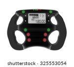 steering wheel f1 | Shutterstock . vector #325553054