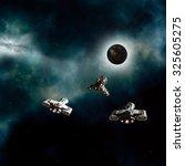 Science Fiction Illustration O...